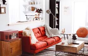red couch living room pictures best of