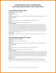 6 Marketing Intern Cover Letter New Hope Stream Wood