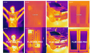 Flir One Pro Smartphone Thermal Camera For Android Ios 3rd Gen