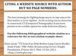 In Text Citation For Website Mla In Text Citation Mla Format Parenthetical Citation Ppt