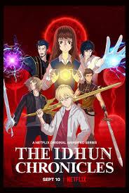 the idhun chronicles nimble spanish anime