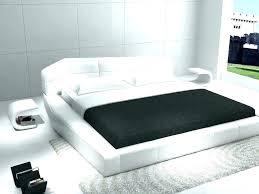 flat platform bed frame king – cekart.info