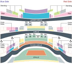 Glyndebourne Opera House Lewes Seating Plan View The