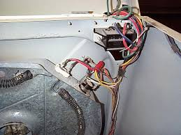 how to take apart frigidaire and white westinghouse dryers this picture shows you the thermal fuse
