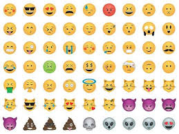 Samsung To Iphone Emoji Chart 2018 Whats The Difference Between Emoji And Emoticons Britannica