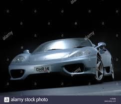 2001 Ferrari 360 Modena spider Stock Photo, Royalty Free Image ...