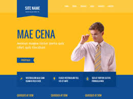 tamplate html 34 free website template free css templates free css