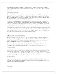 How To Write A Good Resume Extraordinary How To Write A Good Cover Letter For A Resume Examples Of Resume