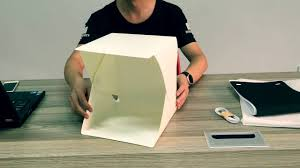 Photo Studio Box Light Cube Tent Upslon Mini Portable Photography Studio Light Tent