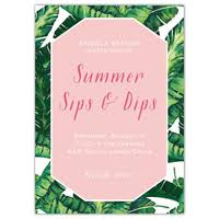 Tropical Party Invitations Party Invitations Expressionery