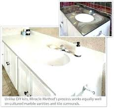refinishing cultured marble countertops painting cultured marble can you refinish refinishing cultured marble countertops