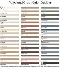 Grout Colors Chart 14 Best Grout Colors Images Bath Remodel Grout Bathroom
