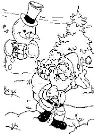 Kerst Site Kerstmis Kleurplaten