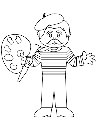French Coloring Sheets Beretboy3 France Coloring Pages Coloring Book