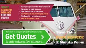 campervan insurance northern ireland
