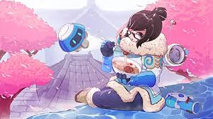 Mei Overwatch Theme Windows 10 Themes Download