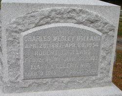 Charles Wesley Holland (1887-1954) - Find A Grave Memorial