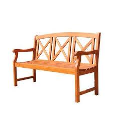 Outdoor Benches Handmade For The Garden Amp Patio Nico Yektai Wood Outdoor Benches