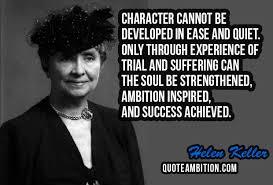 Helen Keller Quotes Beauteous 48 Famous Helen Keller Quotes