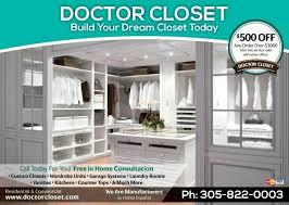 custom closets miami custom closet doors