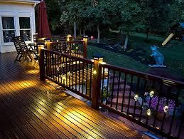 outdoor lighting for decks. Outdoor Lighting Services - Deck For Decks 5