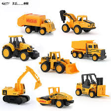Hotsale Mini Diecasts Car Mutiple Style <b>Alloy</b> Construction Vehicle ...