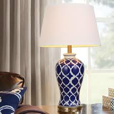 table lamps for bedroom navy