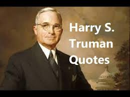 Harry S Truman Quotes YouTube Interesting Harry S Truman Quotes