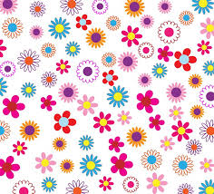 colorful flower patterns.  Colorful Floral Flowers Background Pattern Wallpaper Paper Throughout Colorful Flower Patterns W