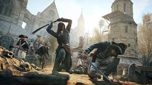 video game meets history and rebels again the new york times an image from the video game assassin s creed unity set in paris during the french revolution which some critics says portrays the revolutionaries as