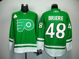 flyers green jersey cheap philadelphia flyers 48 daniel briere green jersey wholesale