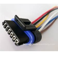 6 wire throttle position sensor tps connector wire harness pigtail 6 wire throttle position sensor tps connector wire harness pigtail wiring ls1 ls6 corvette