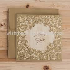 Wedding Card Design Wishmade Arabic India Royal Wedding Invitation Card Birthday Card