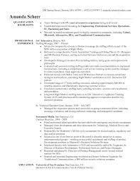 marvellous it example resume brefash resume example examples of it resumes avoiceformen sample it example resume cover letter for administrative assistant