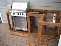 build kitchen island outdoor bar building frame build outdoor kitchen making mdf cabinet doors