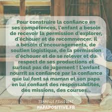 Citation Du Jour Et Articles Utiles Confiance En Soi Des Enfants