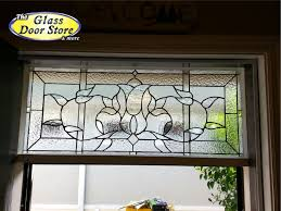 stained glass transom over the front door is so pretty the glass transom window