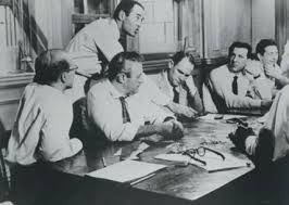 Lesson Plan for    Angry Men  The Law  Juries  Jury Trial Justice