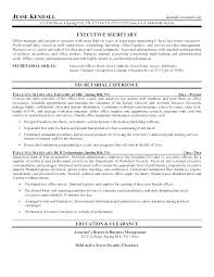 Sample Resume For Legal Secretary Gorgeous Inspiration Examples ...