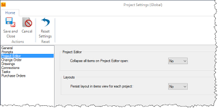 Smart guides make it easy to line up shapes; Project Settings D Tools