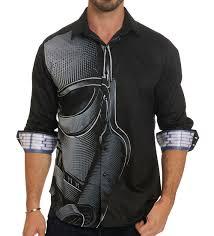 Robert Graham Shirt Size Chart Robert Graham Lord Vader Long Sleeve Sport Shirt