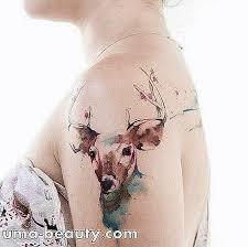 Tattoo Akvarel 100 Fotografií Z Nejlepších Tetování Umělců Tohoto