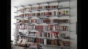 wall mounted bookshelves