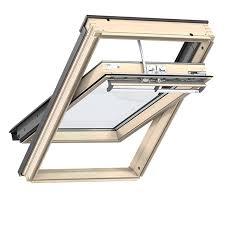 Velux Integra Elektro Dachfenster Kiefer Ggl