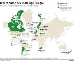same sex marriage gaining attention daily com cn same sex marriage gaining attention