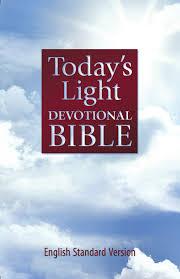 Daily Light Devotional Bible Todays Light Devotional Bible
