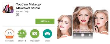 since its release in august 2016 youcam makeup remains the fastest growing photography app only 18 other apps have exceeded 50 million s in the
