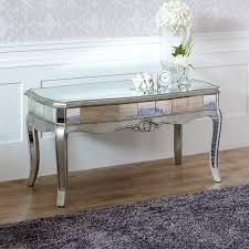 mirrored coffee table tiffany range