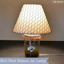 supplies needed to make your own mason jar diy lamp supply2