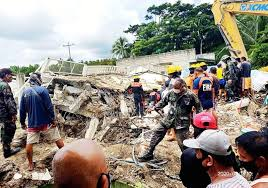 Intensity iv (moderately strong) was reported in san felipe, zambales while intensity iii (weak) was recorded in quezon city and malabon city. Powerful Quake Rocks Masbate Philstar Com